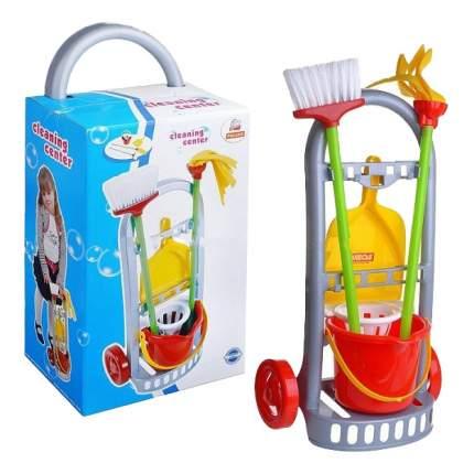 Набор для уборки игрушечный Palau Чистюля-мини