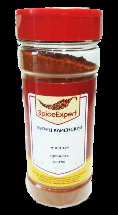 Перец SpicExpert Кайенский острый 185 г