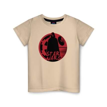 Детская футболка хлопок Darth Vader Star Wars размер 104