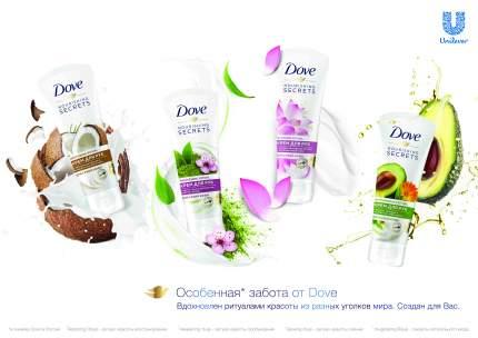 """Крем для рук Dove """"Кокосовое масло и миндальное молочко"""""""