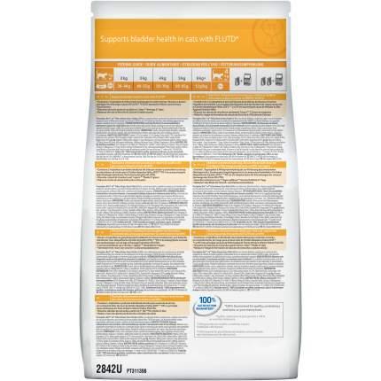 Сухой корм для кошек Hill's Prescription Diet Urinary Stress, при МКБ, курица, 1,5кг