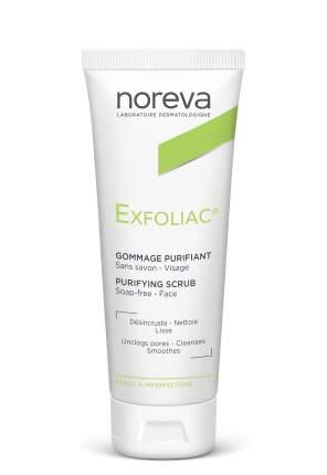Скраб для лица Noreva Exfoliac Очищающий 50 мл
