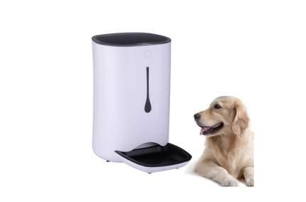 Автокормушка для кошки, собаки Petsy, подача корма вне графика, 6 л