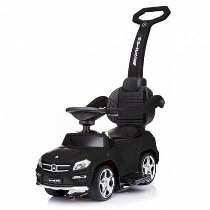 Детский электромобиль-каталка Hollicy Mercedes GL63 AMG Black LUXURY - SX1578H
