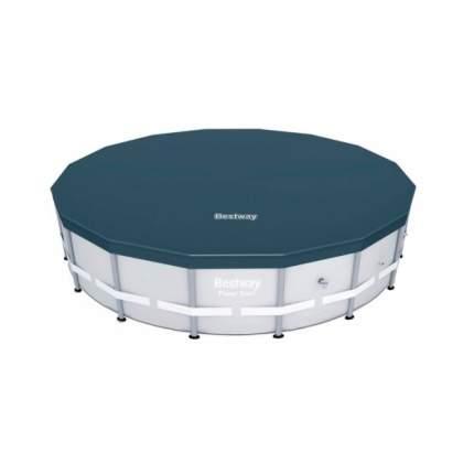 Чехол защитный для круглого бассейна на стойках, 549 см