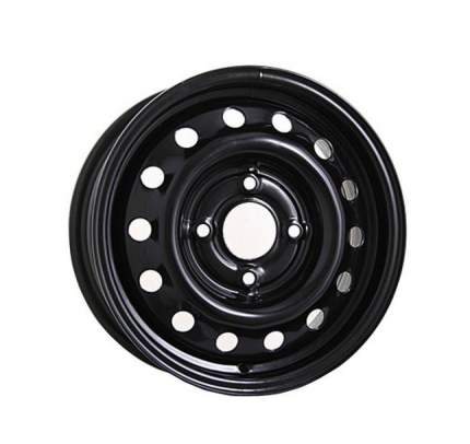 Диск колесный ВАЗ-2106 эмаль (черный) АвтоВАЗ
