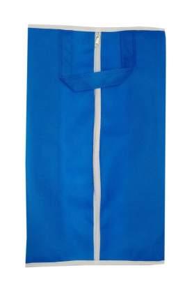 Мешок для обуви Учитель 24х40 см, голубой