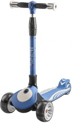 Самокат Tech Team Buggy 2020 синий