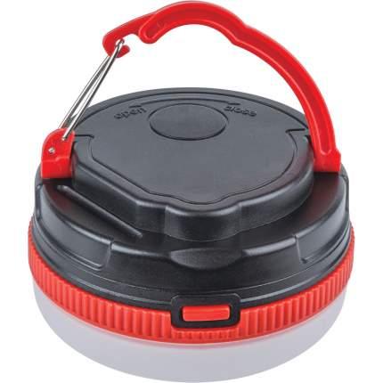 Фонарь кеминговый Navigator NPT-CA15 6 LED 3W, питание 3xAAA, черный/красный, 61433