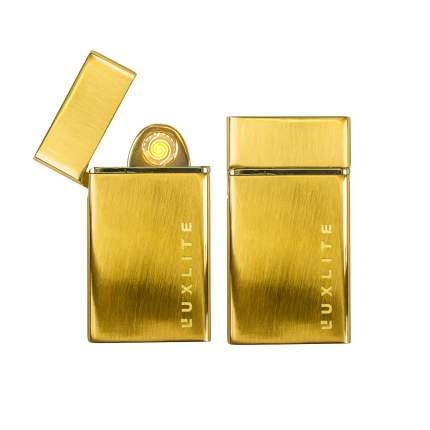 USB-зажигалка Luxlite S001 gold