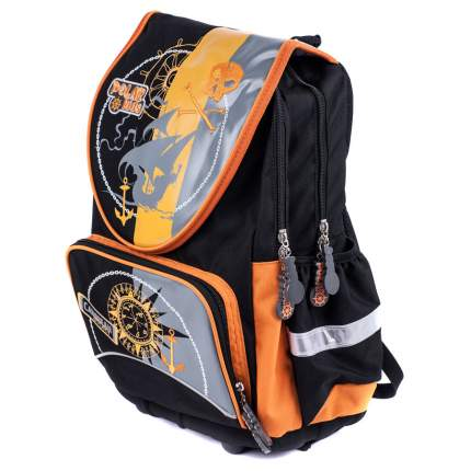 Рюкзак детский Polar школьный, цвет: желтый арт. Д1306