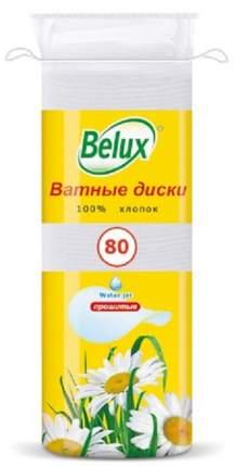 Ватные диски Belux 80 шт