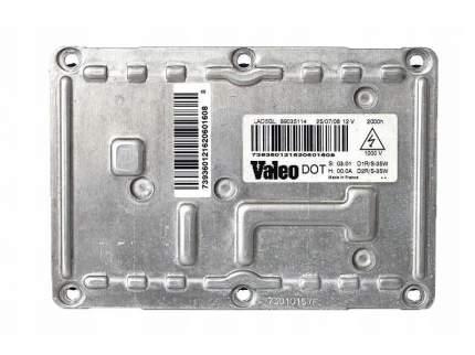 Блок Розжига Лампы Ксеноновой Renault: Megane Ii (2002 Valeo арт. 043736
