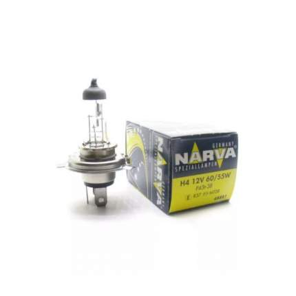 Лампа 12v H4 60/55w Narva Standard 1 Шт. Картон 48881 Narva 48881