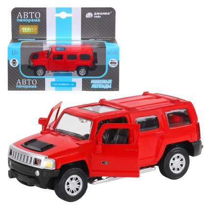 Машинка металлическая Автопанорама 1:43 Hummer H3