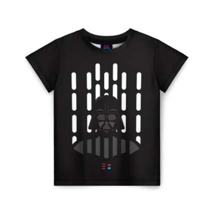 Детская футболка ВсеМайки 3D Дарт Вейдер, размер 104