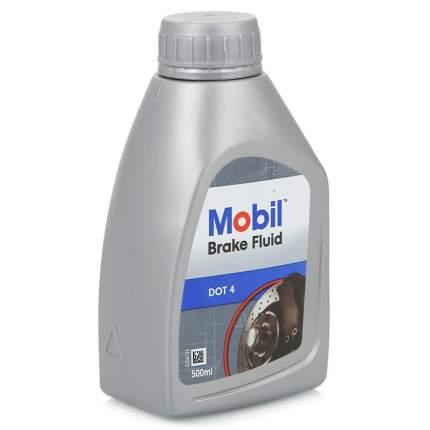 Жидкость Тормозная Mobil Brake Fluid Dot4 05 Л 150906r Mobil 150906R