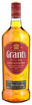 Грантс Трипл Вуд 3 года 40%1,0л