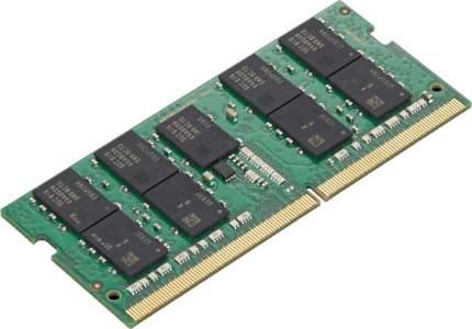 Оперативная память Lenovo 16 GB DDR4 2666 МГц SoDIMM (4X70W22201)