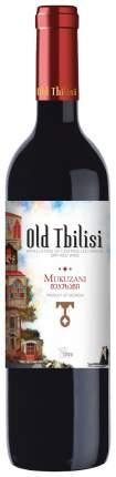Вино Ст.Тбилиси Мукузани кр.сух. 0,75