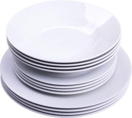 Набор столовой посуды LORAINE, 12 предметов