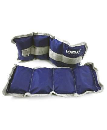 Утяжелители LiveUp Wrist Weight 2 x 1 кг