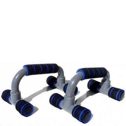 Упоры для отжимания LiveUp PLASTIC PUSH UP BAR LS3164E, черный