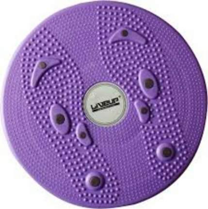 Диск здоровья LiveUp Magnetic Disc фиолетовый