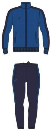 Спортивный костюм Asics Poly, синий, L INT
