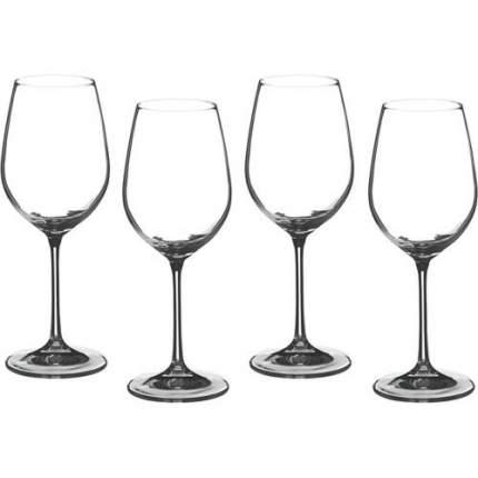 Набор бокалов для вина Bohemia Crystal, Bar, 350 мл, 4 предмета