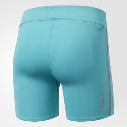 Женские шорты Adidas Response S98118, голубой, L INT