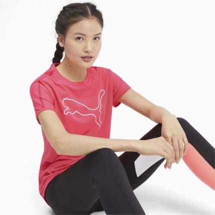 Футболка Puma Cat, pink, S INT