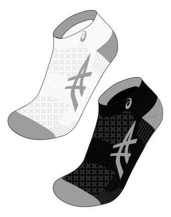 Носки Asics Cushioning 2ppk 130888-0001, белый, 2 US