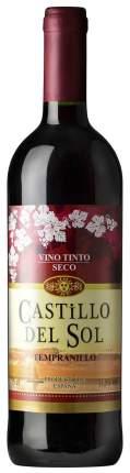 Вино столовое Кастильо дел Соль кр сух 0,75