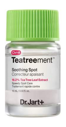 Порошок-корректор для лица DR.JART c экстрактом чайного дерева 15 мл