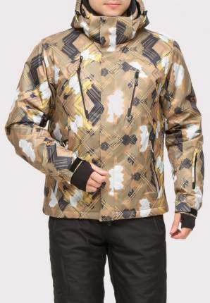 Куртка MTForce 18108, коричневая, 54 RU