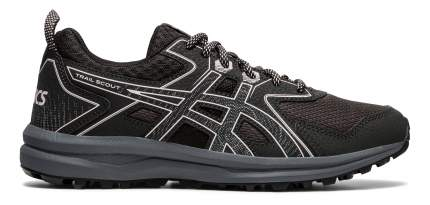 Кроссовки Asics Trail Scout, graphite grey/watershed rose, 7.5 US