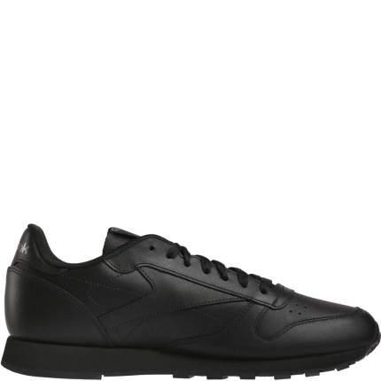 Мужские кроссовки Reebok Classic Leather 2267, черный, 11 US
