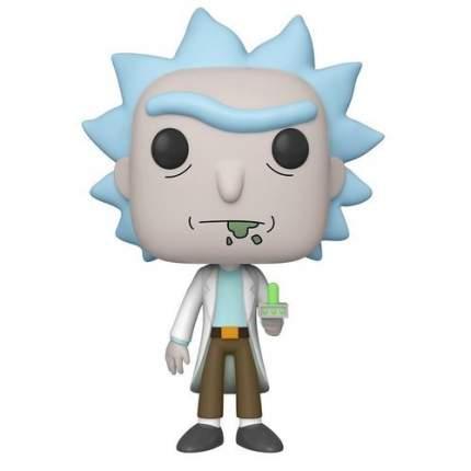 "Фигурка Funko POP! ""Rick and Morty: Rick w/Portal G (Exc)"""