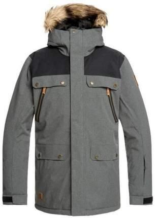 Куртка Quicksilver Selector, black heather, L