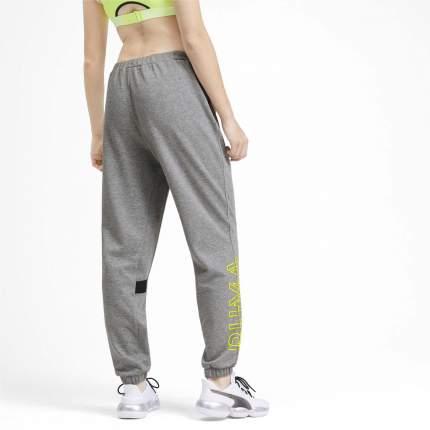 Женские брюки Puma Hit Feel It 51832707, серый, S INT