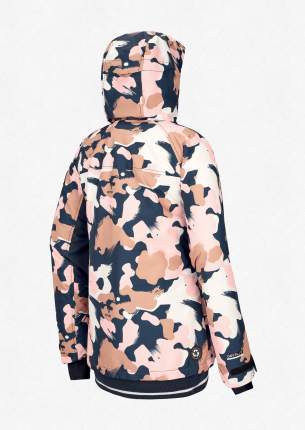 Куртка Picture Organic Lander Print, pink painter, XS