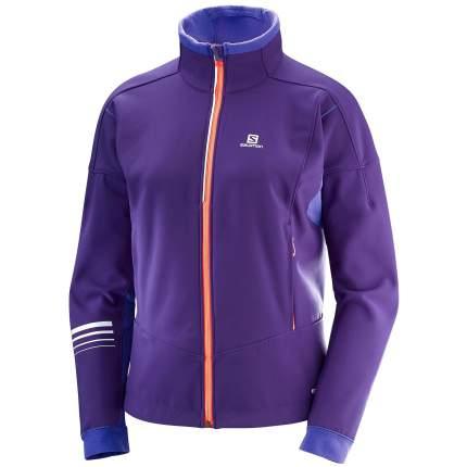 Куртка Беговая Salomon 2018-19 Lightning Warm Sshell Jkt W Parachute /B (Us:s)