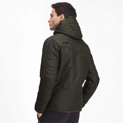 Мужская куртка Puma Warmcell Padded 58000970, зеленый, XL UK