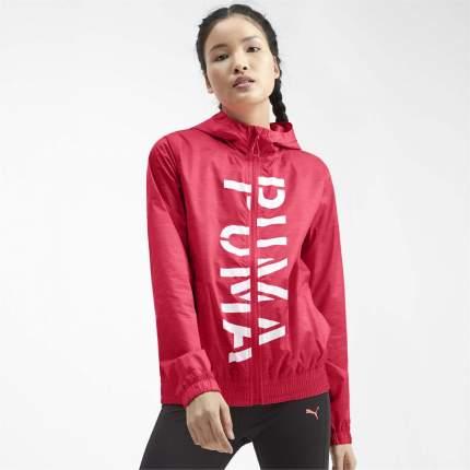 Женская куртка Puma Be Bold Graphic 51832001, розовый, S INT