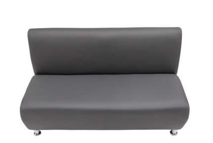 Модульная секция, Мягкий офис, Классик двухместная Экокожа Pegaso, серый