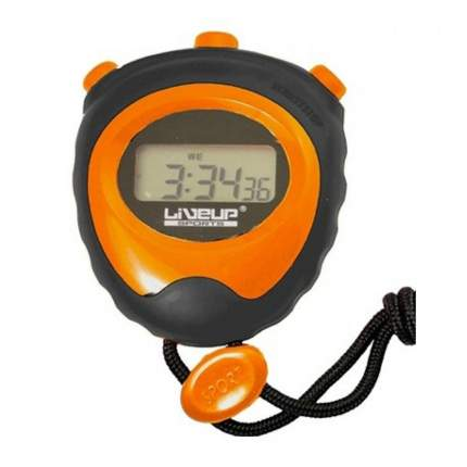 Секундомер LiveUp Stop Watch LS3193, оранжевый
