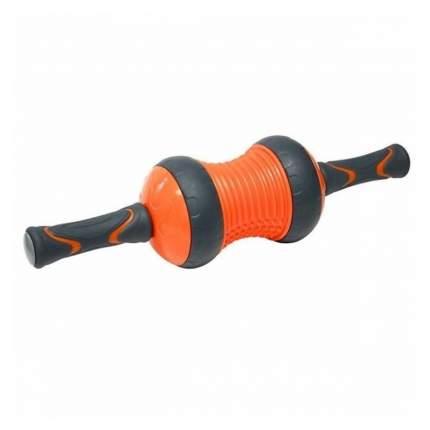 Ролик для пресса LiveUp Sports Exercise LS9035, оранжевый