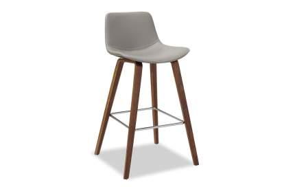Полубарный стул iModern Jasper, коричневый/светло-серый