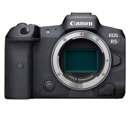 Фотоаппарат системный Canon EOS R5 Body Black
